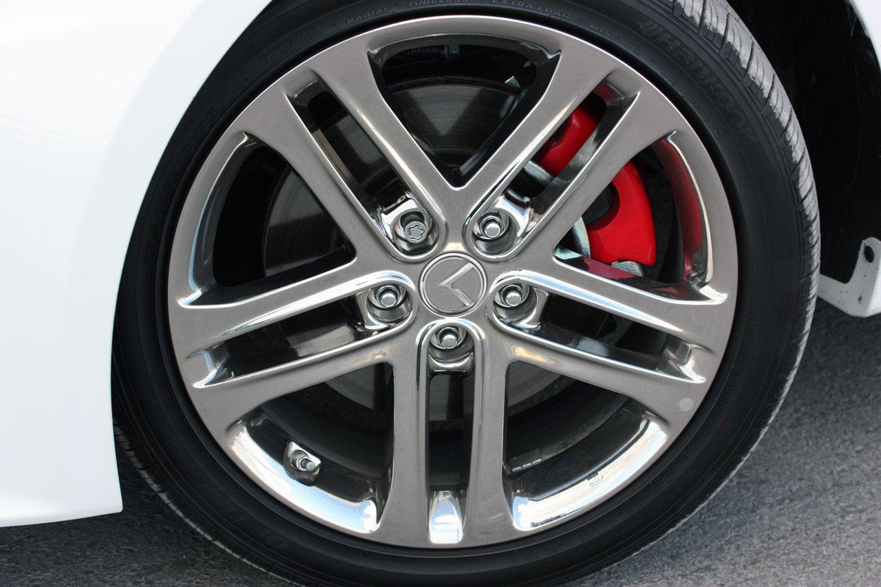 2012 Kia Optima Black >> All chrome K Speed wheel caps