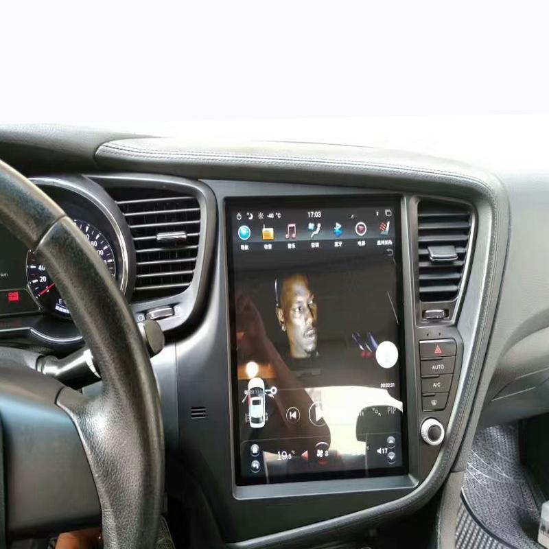 Tesla Style Android Navigation Radio For Kia Optimas K5