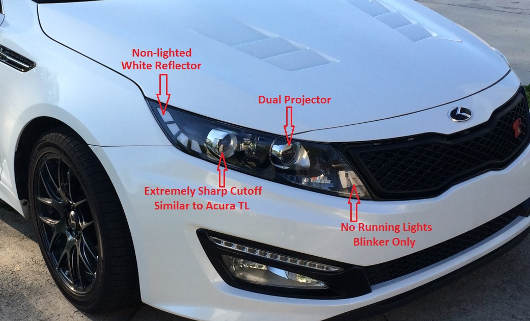 Difference Between Korean U S Hid Headlights Which Cheaper For