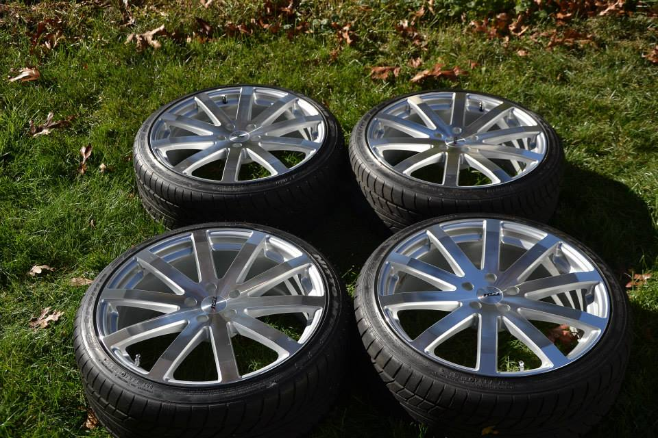 TSW Brookland Rims w/ Nitto Tires For Sale - Toyota Nation Forum ...
