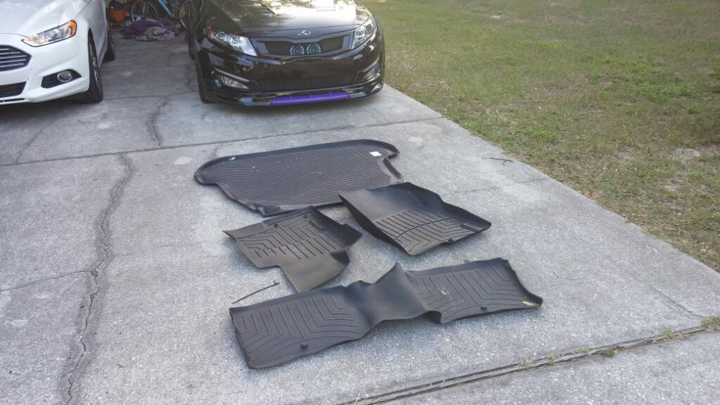 Fs Weathertech All Weather Floor Mats