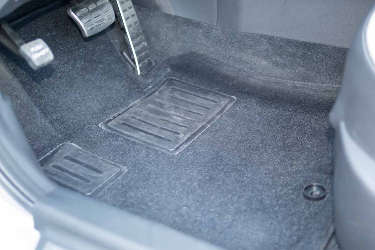 bmw mats a in car floor weathertech liners