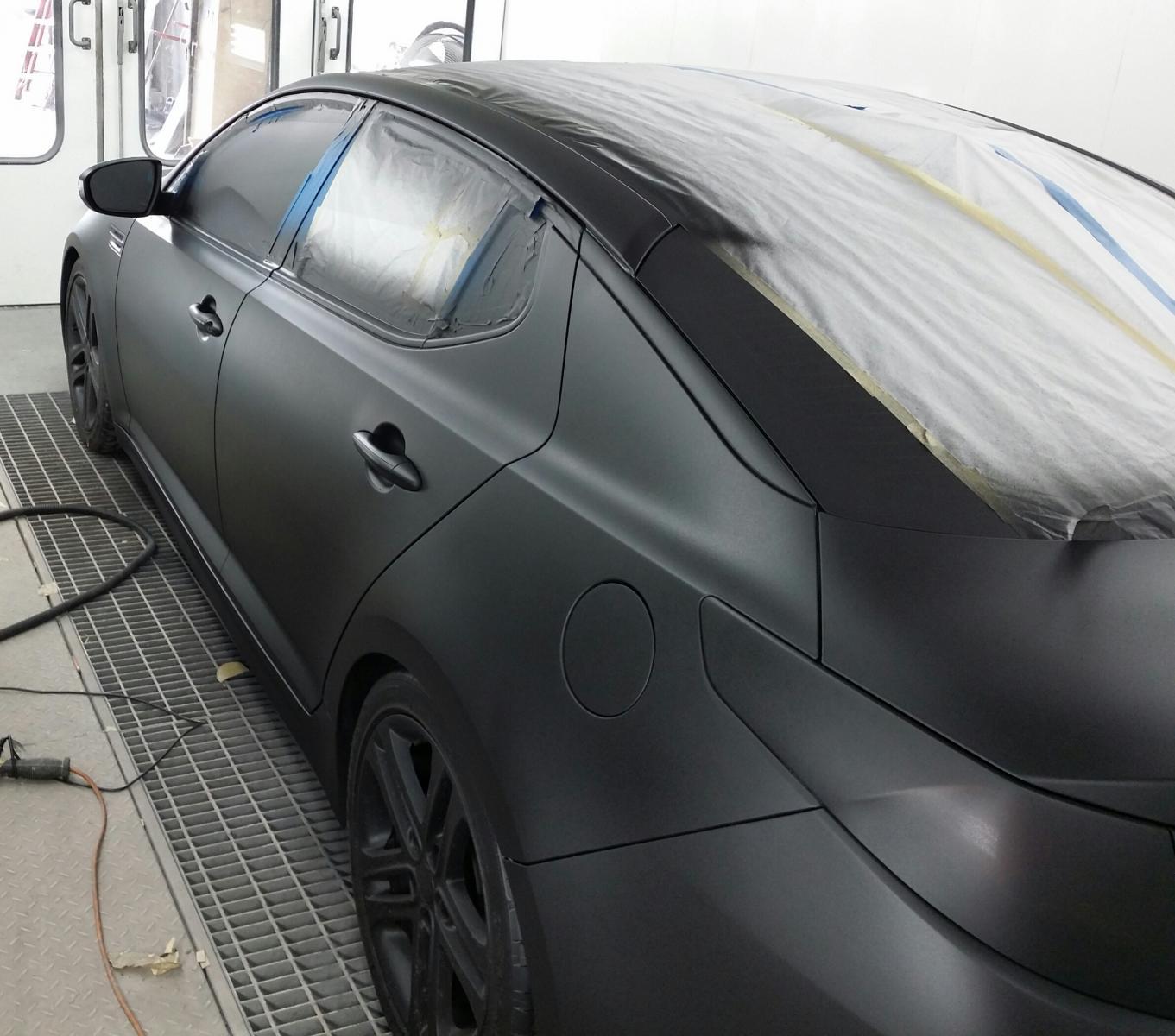 Plasti Dip Whole Car