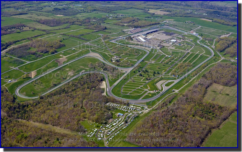 Our SX Turbo does Watkins Glen International Speedway