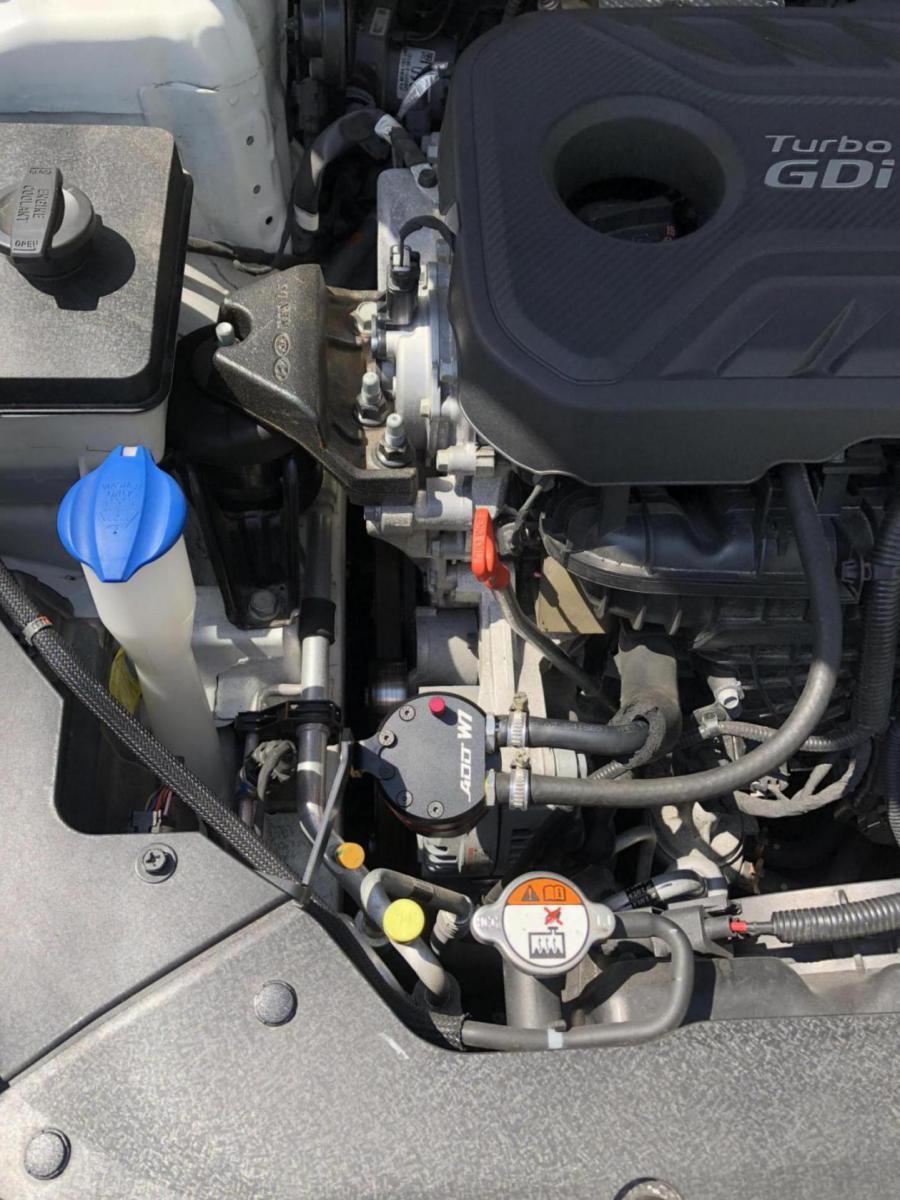Vendor  Fs   Kia Optima  U0026 Hyundai Sonata Add W1 Oil Catch