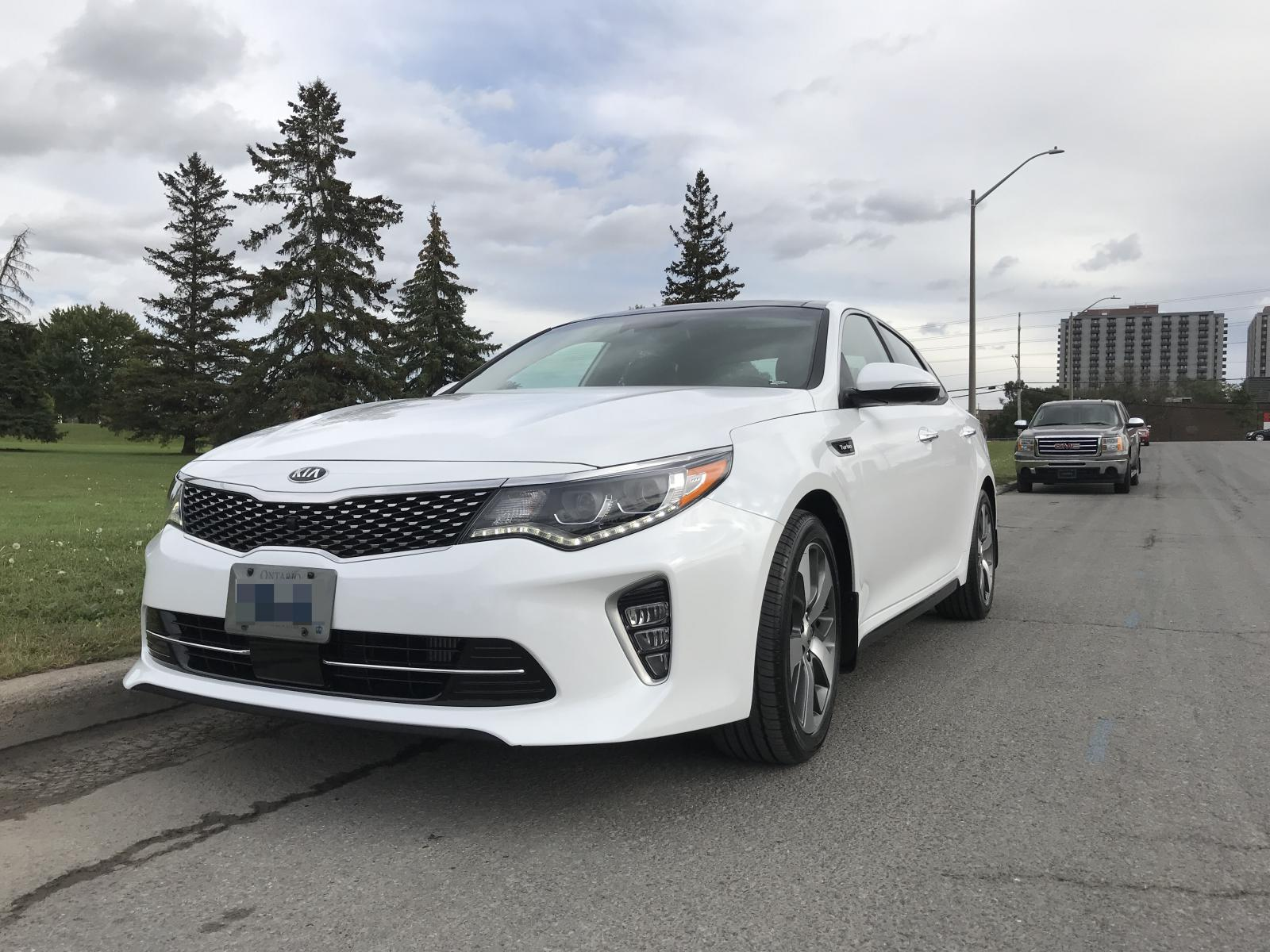 Bmw My Eservices >> New 2018 Kia Optima SXL owner coming from BMW