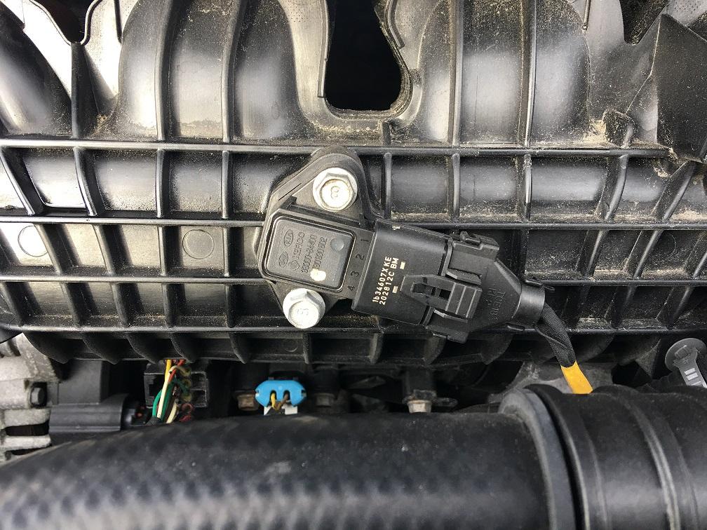 Help Boost Control Sensor 2012
