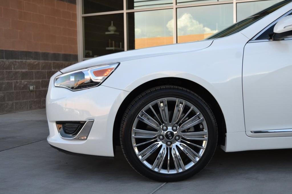 """Kia Cadenza 2011 >> [FS] : 19"""" Hyperblack chrome wheels from 2014 Kia Cadenza Limited"""