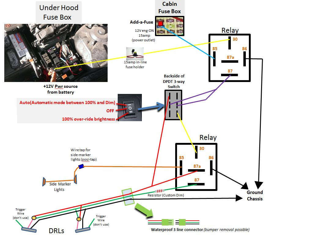 How A 3 Way Switch Works Wiring Generous Does Work Diagram Ideas Electrical And
