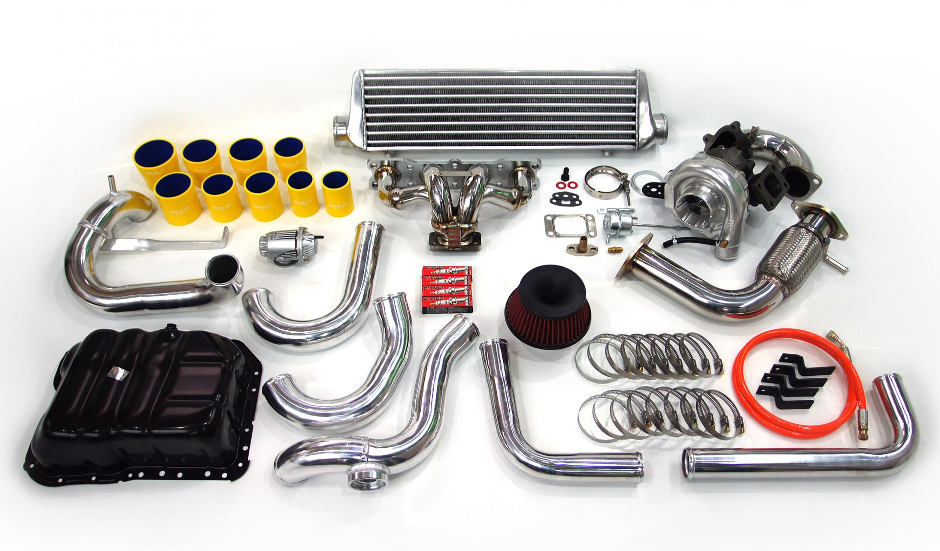 Ex 2 4l Turbo Kit Released