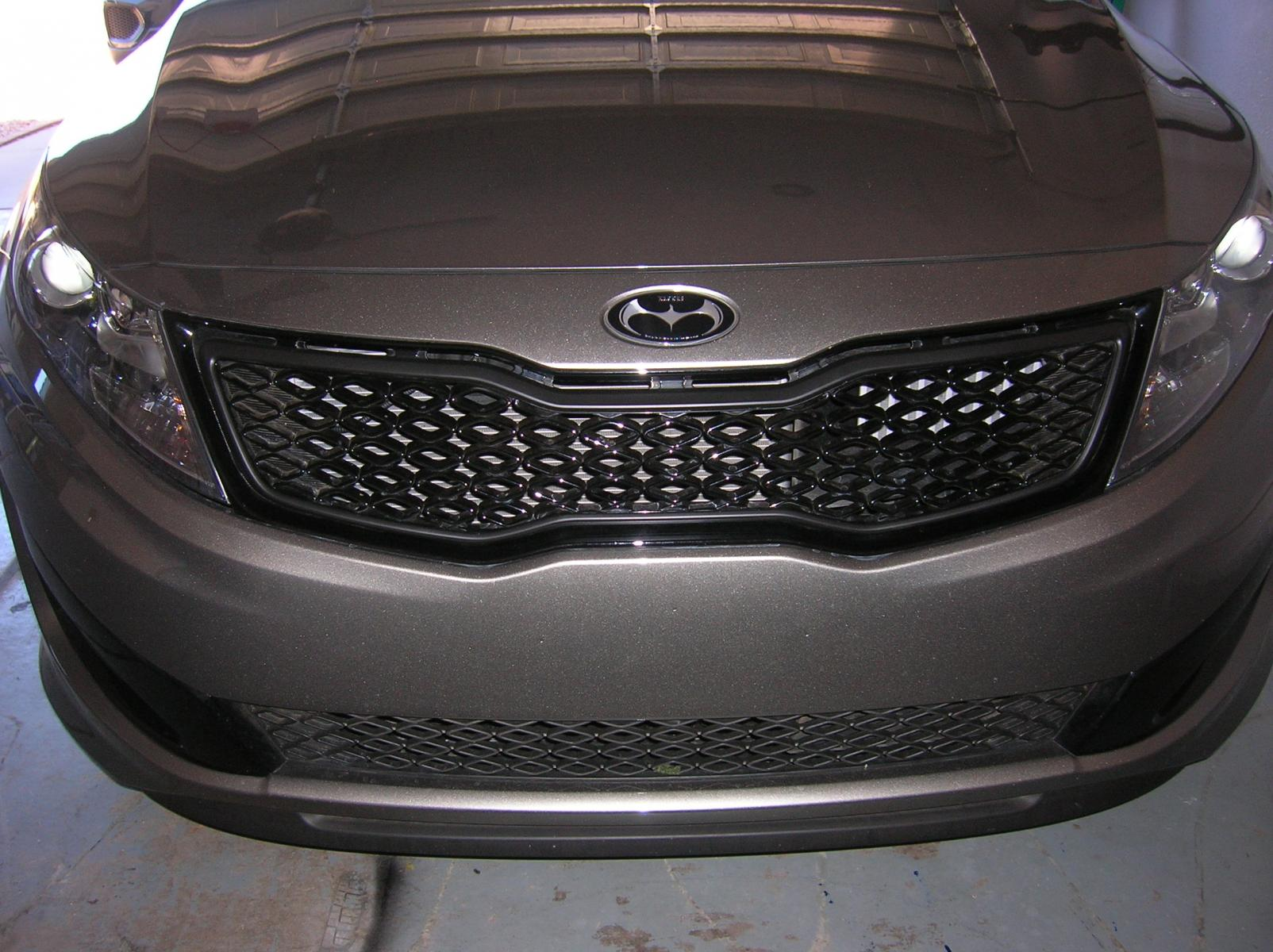 Sx Plasti Dip Grill And Side Vent