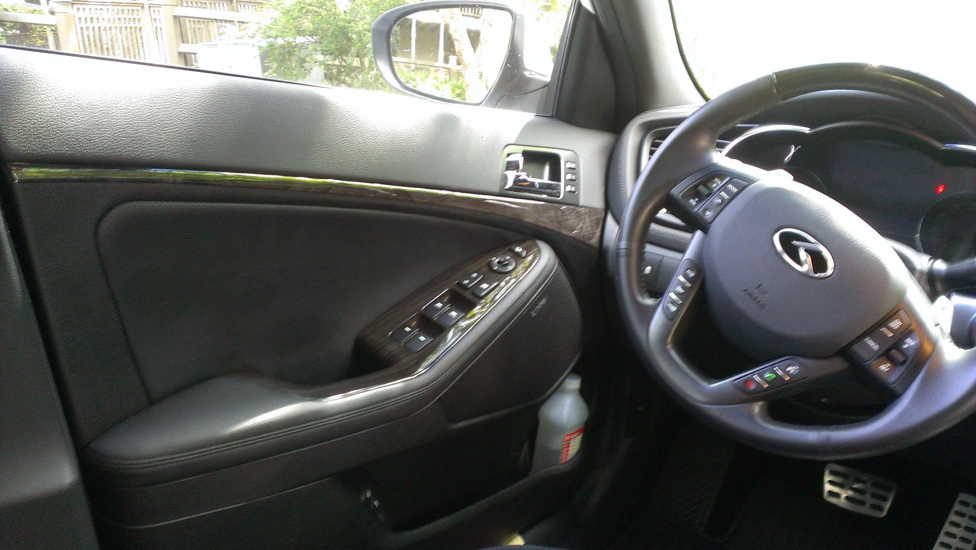 2012 Kia Optima Sx >> Door Trim--Inside