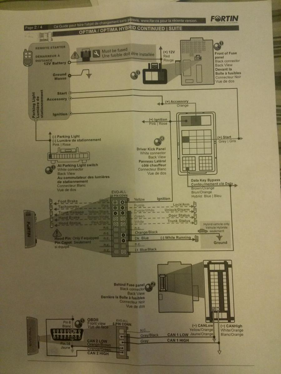 Fortin Evo All Wiring Diagram 29 Images Wire For Remote Start 17949 Python 414 Get Attachment 2 With