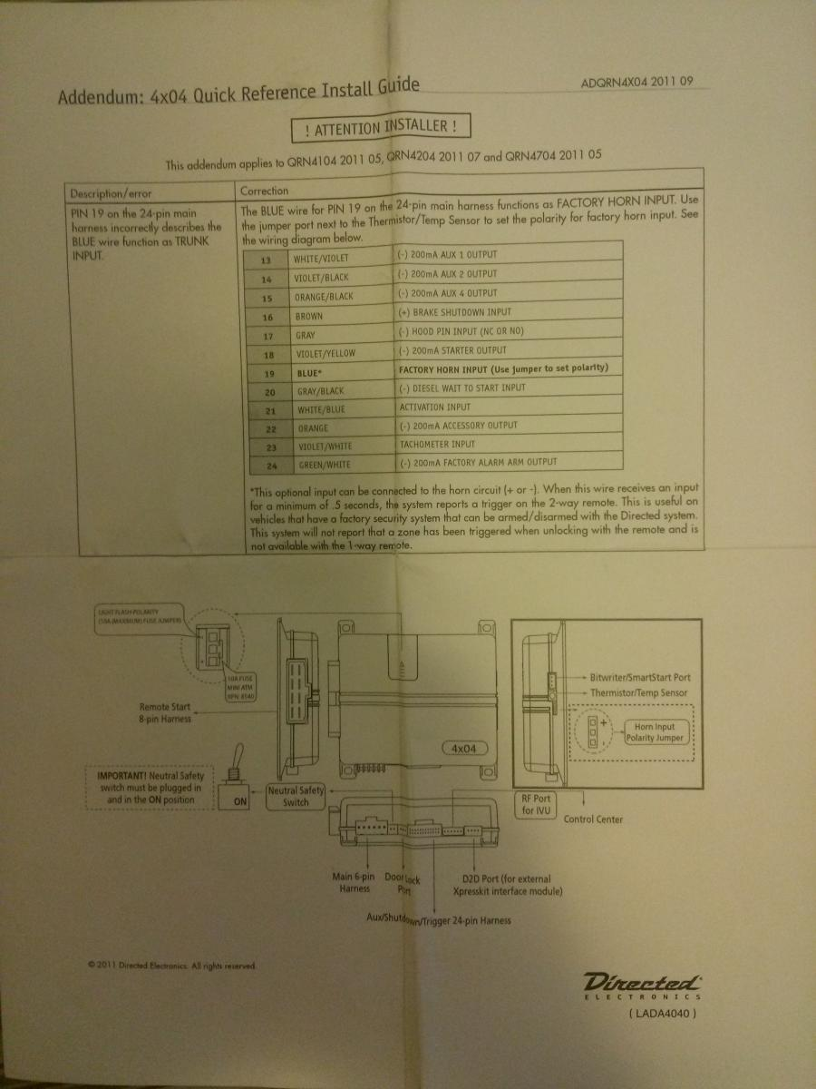 2004 f150 remote start wiring diagram 2004 wiring diagrams
