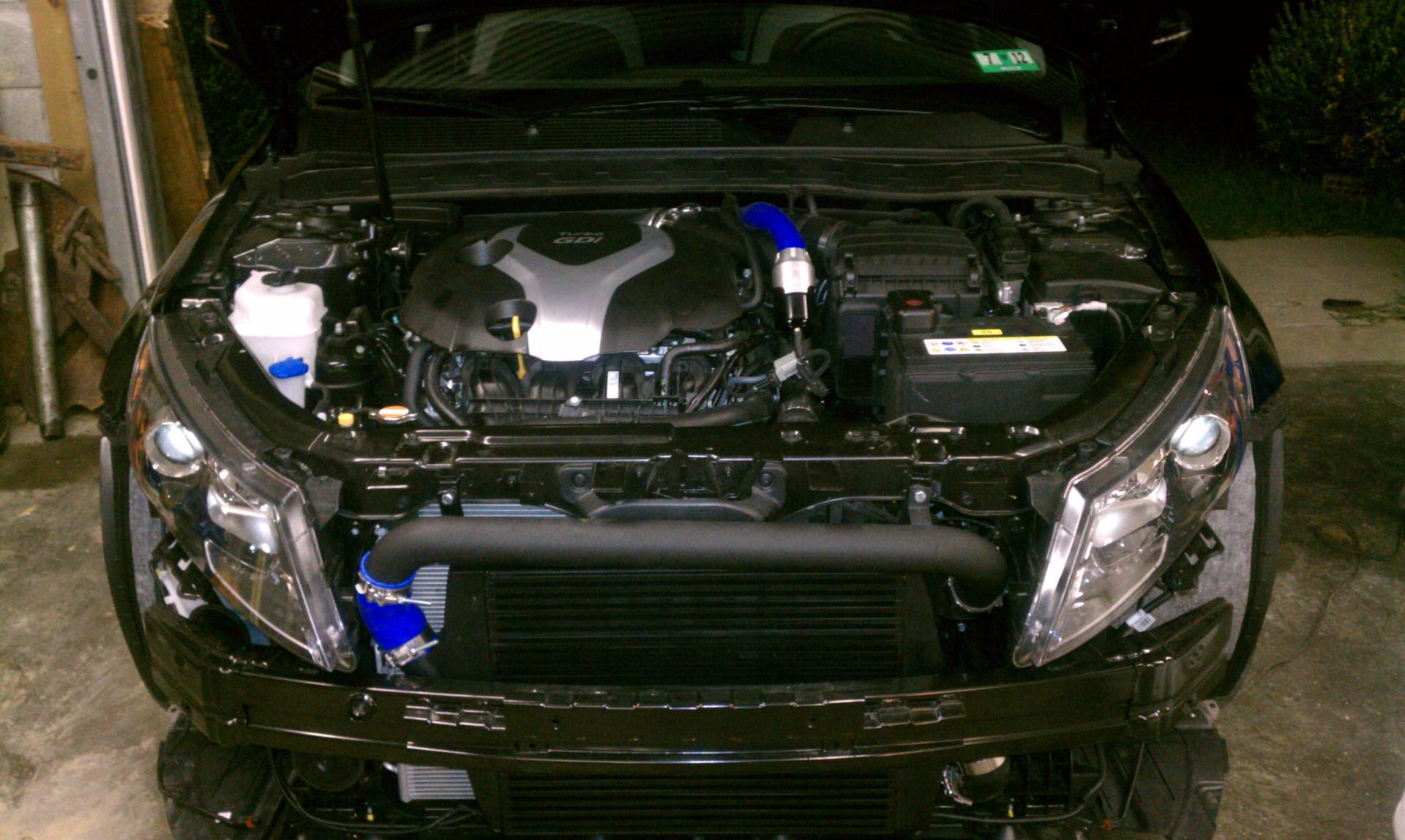 Photos Of Performance Parts Kia Optima