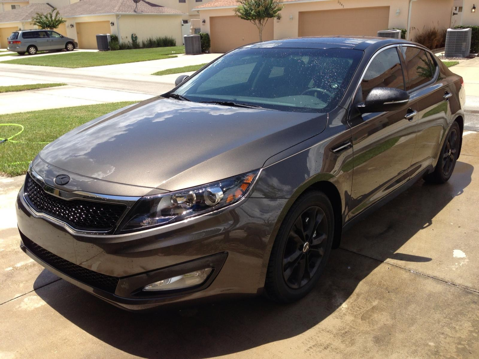 hi everyone new member here just got my 2013 kia optima ex premium. Black Bedroom Furniture Sets. Home Design Ideas