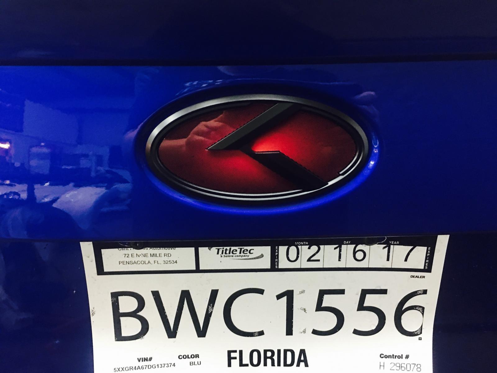 "Brand New ""Black Edition"" Kia 3.0 K Emblems - K5 Optima Store-image2.jpg"