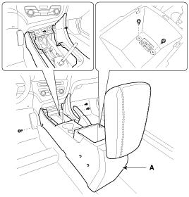 2013 Ford Escape Center Console Diagram