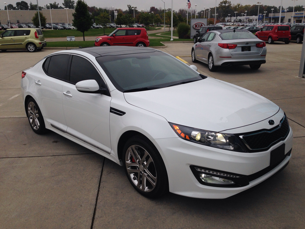 Kia Optima Lease >> What Kind Of Lease Deal Did You Get
