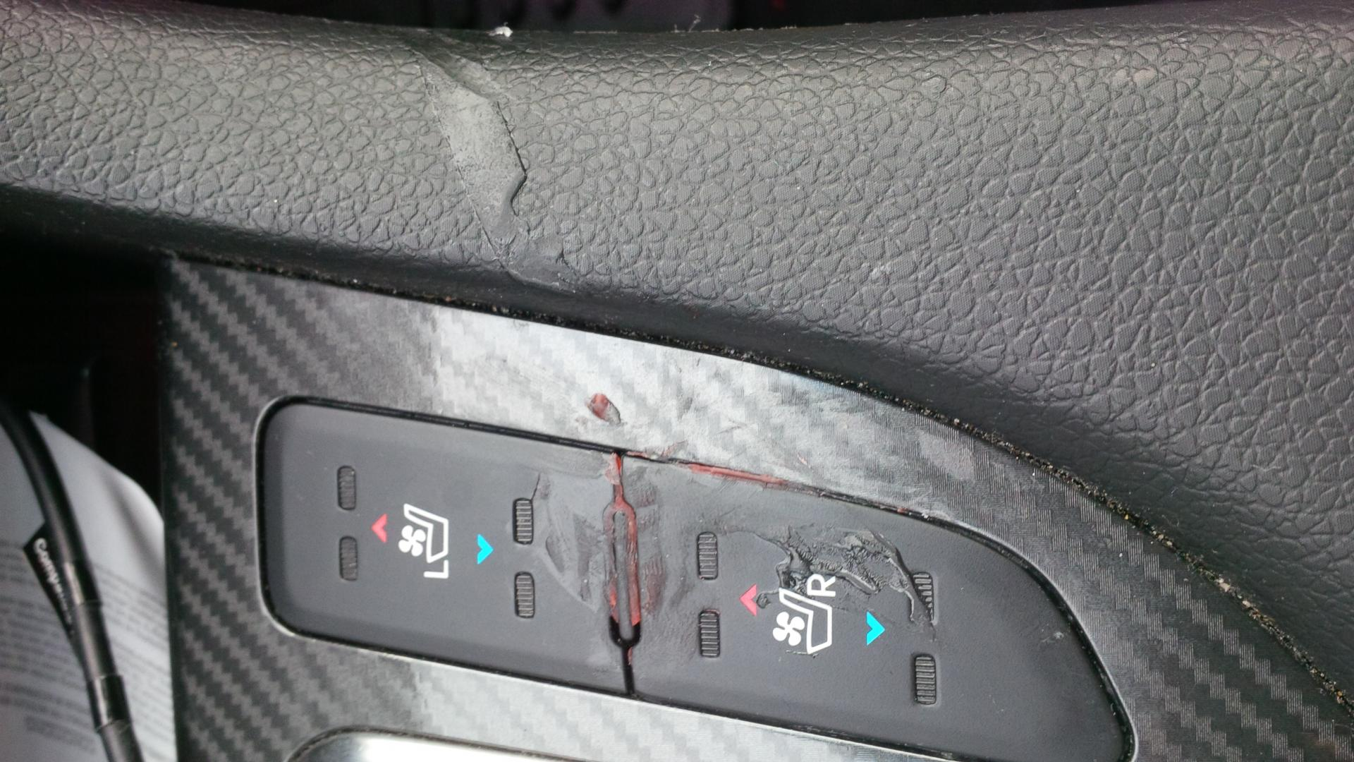 Kia Soul: Seat warmer