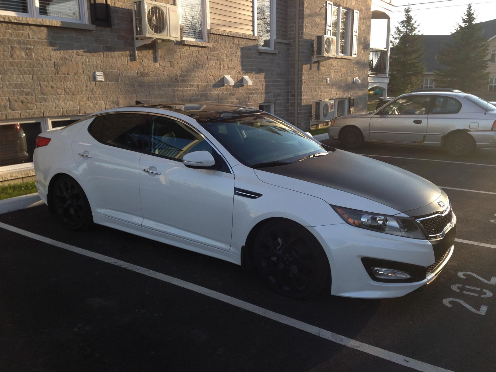 2014 Kia Optima Sxl New Optima Sx Turbo Check Engine Light After One Month