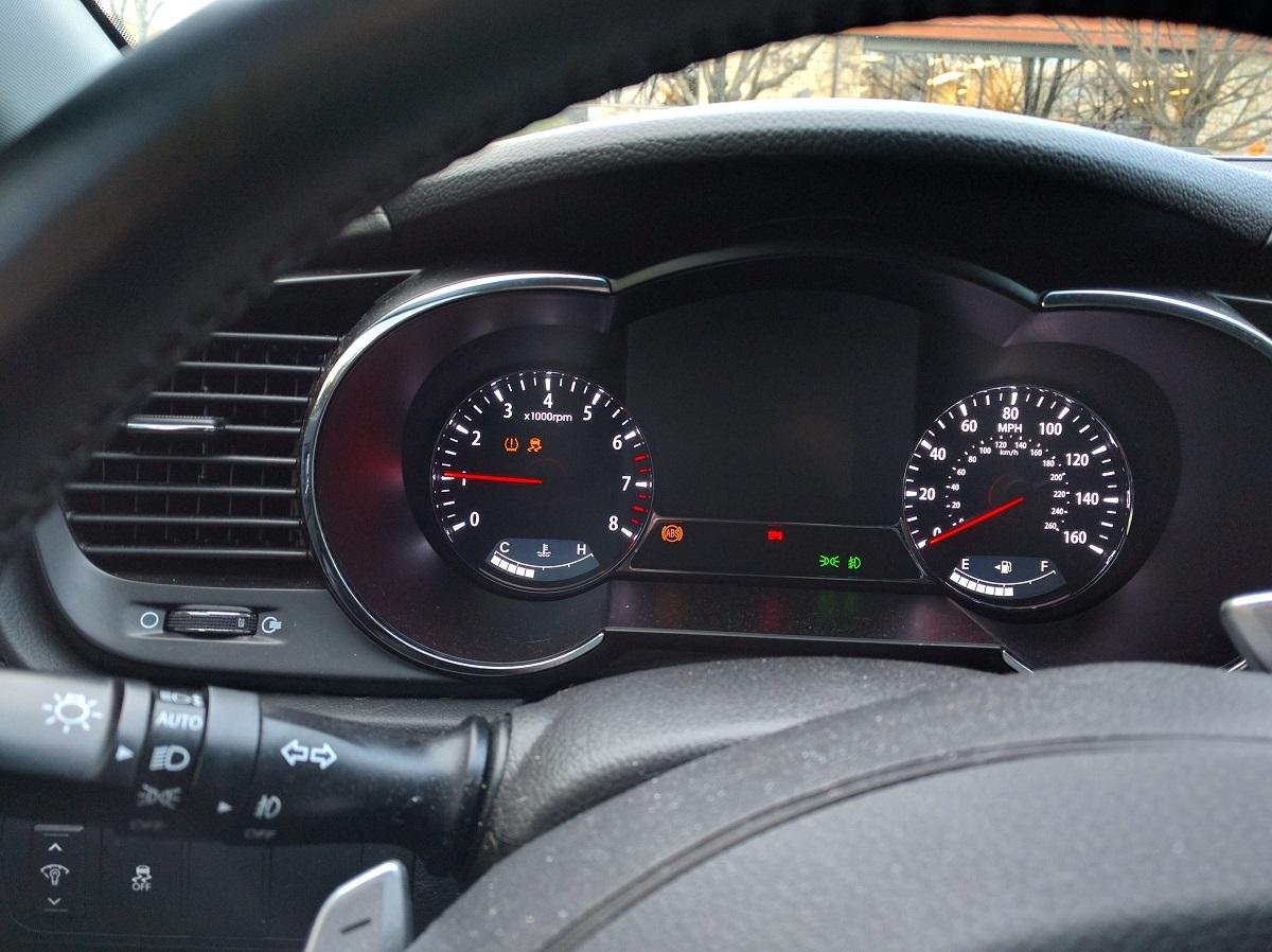 All Dash Lights On Loss Of Steering Breaks