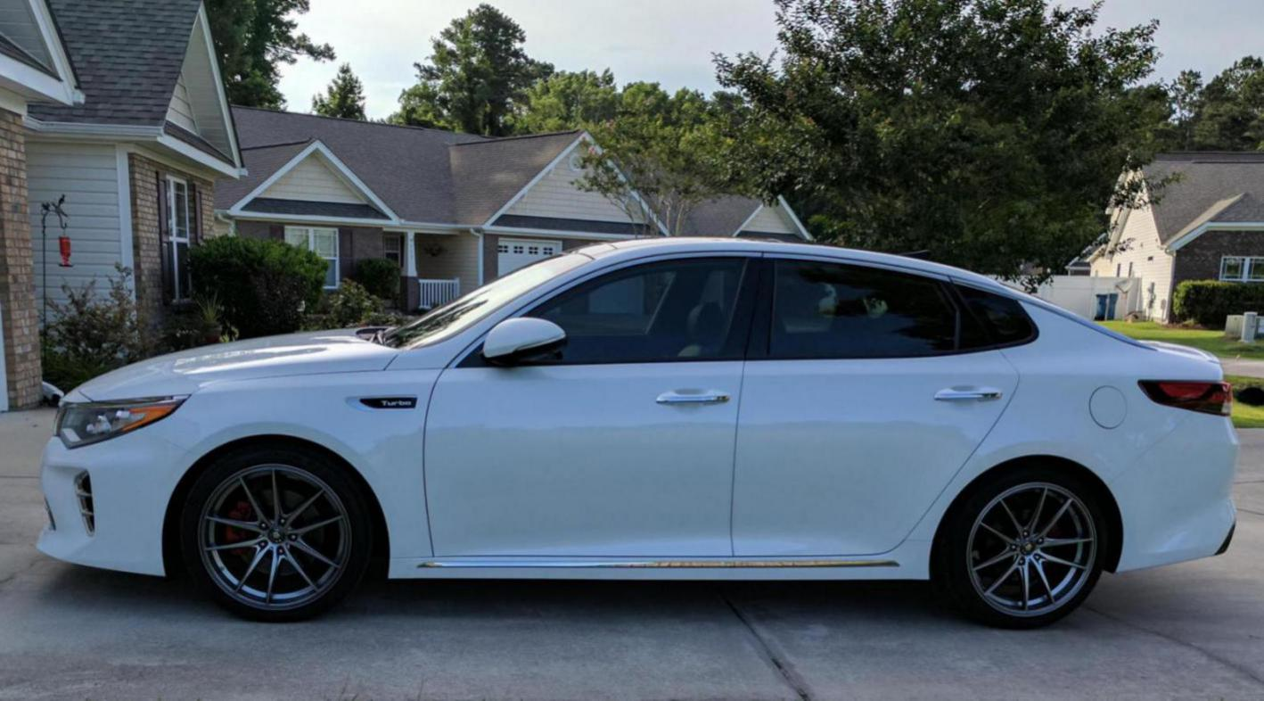 [VENDOR][FS]: 2016-2018 Kia Optima Eibach Lowering Springs ...
