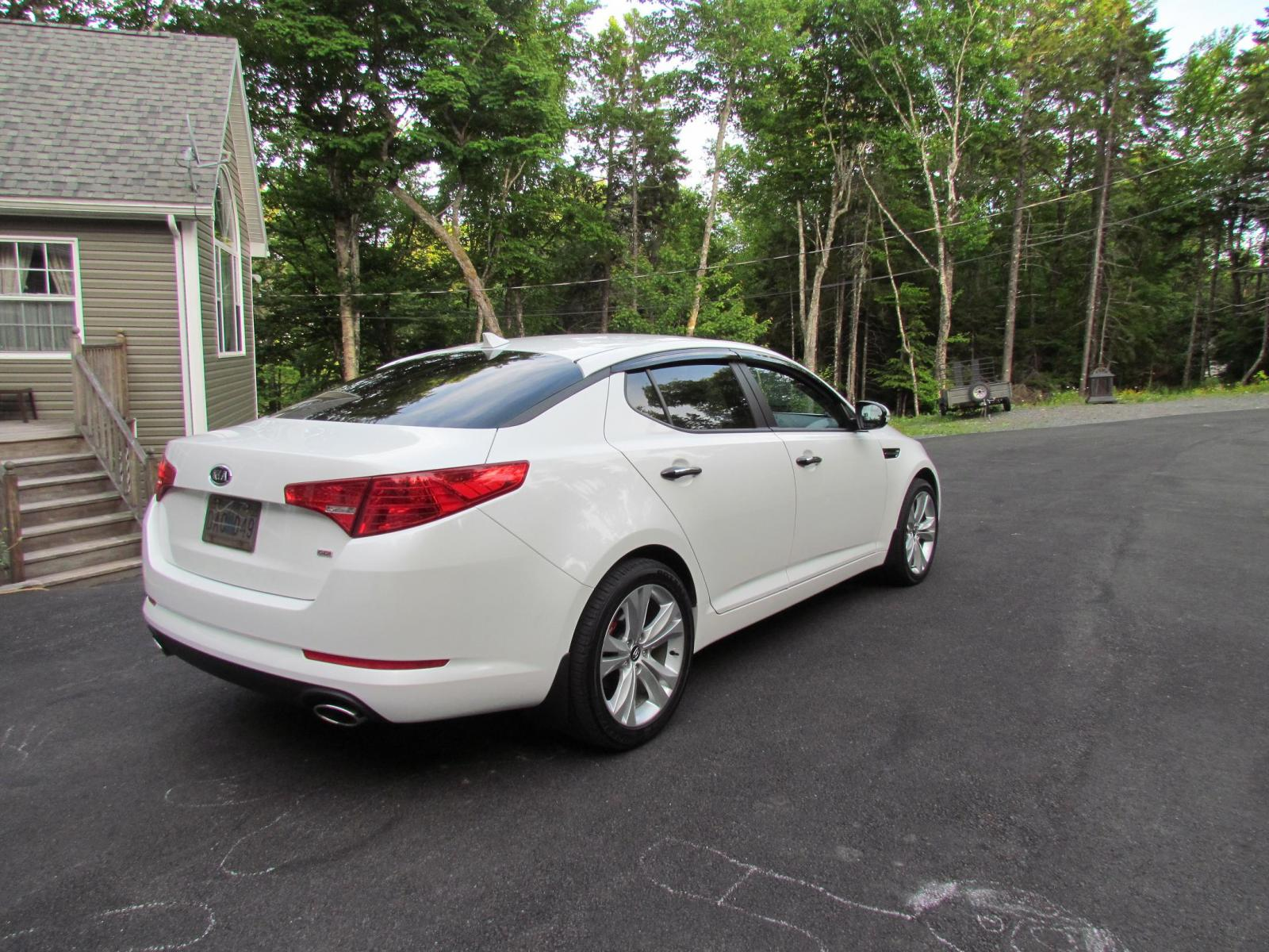 kia optima pearl pick quick memmber