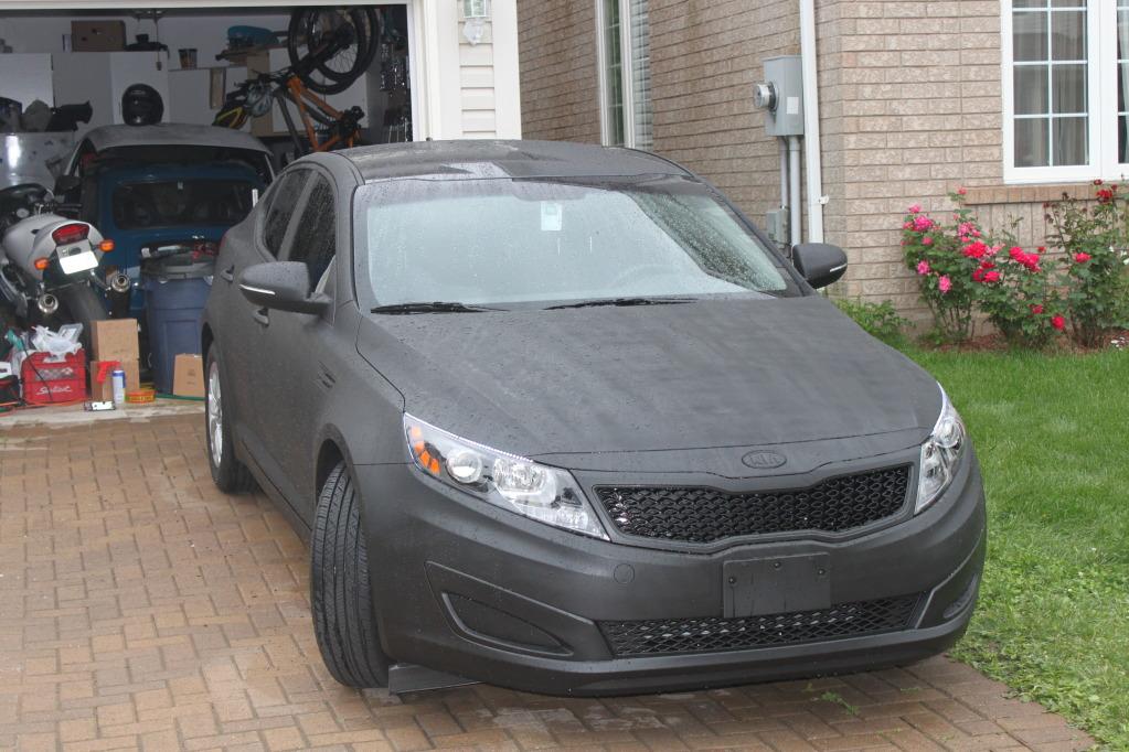 Plasti Dip D My Whole Car Flat Black