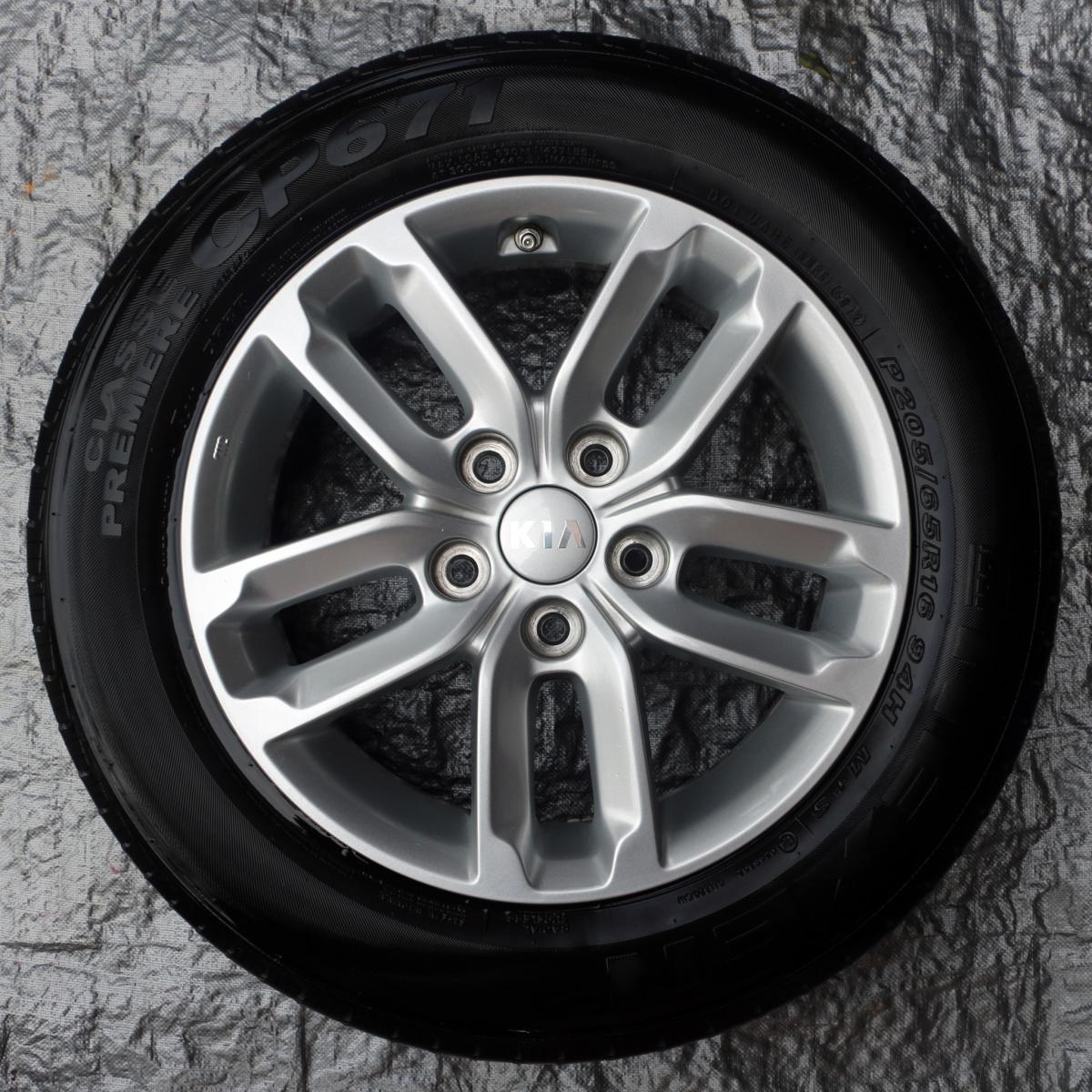 """2013 Kia Optima Sx For Sale: [FS] : Optima 16"""" 2013 Stock Wheels With Nexen Tires"""