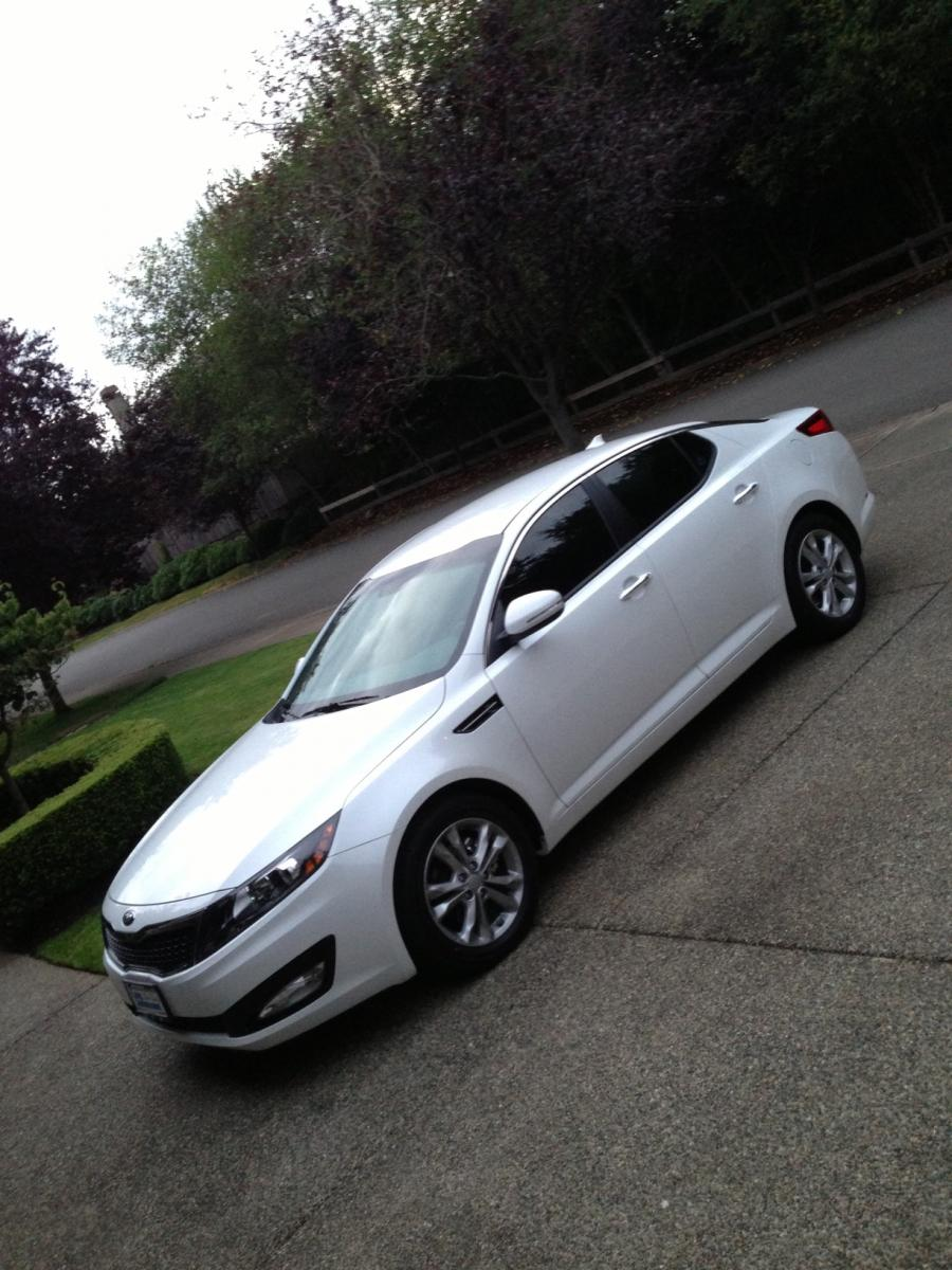 From Bus Card To 2013 Kia Optima Washington State