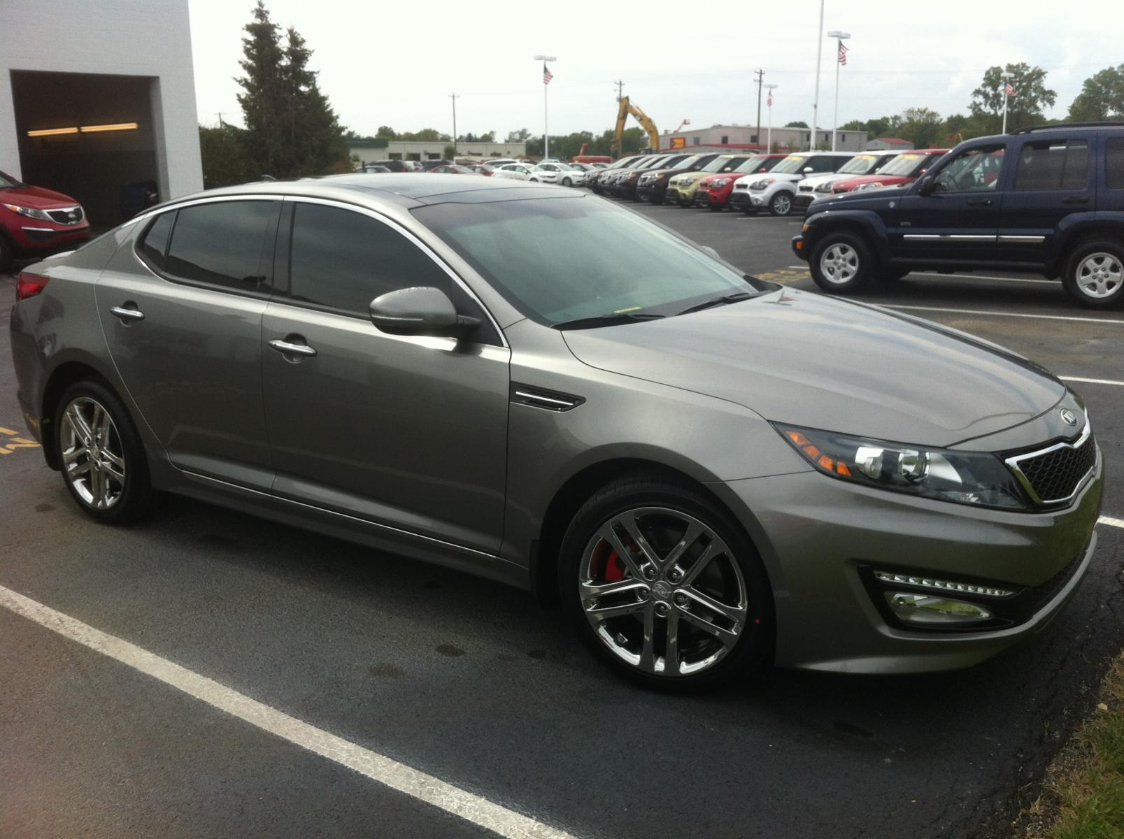 Kia Optima 2013 Black Kia Optima  on Pinterest