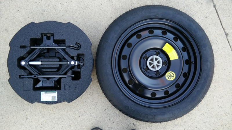 [FS] : New Spare tire kit