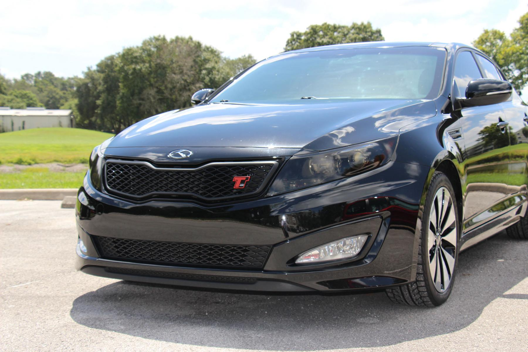 Review T Turbo Emblem from K5 Optima Store