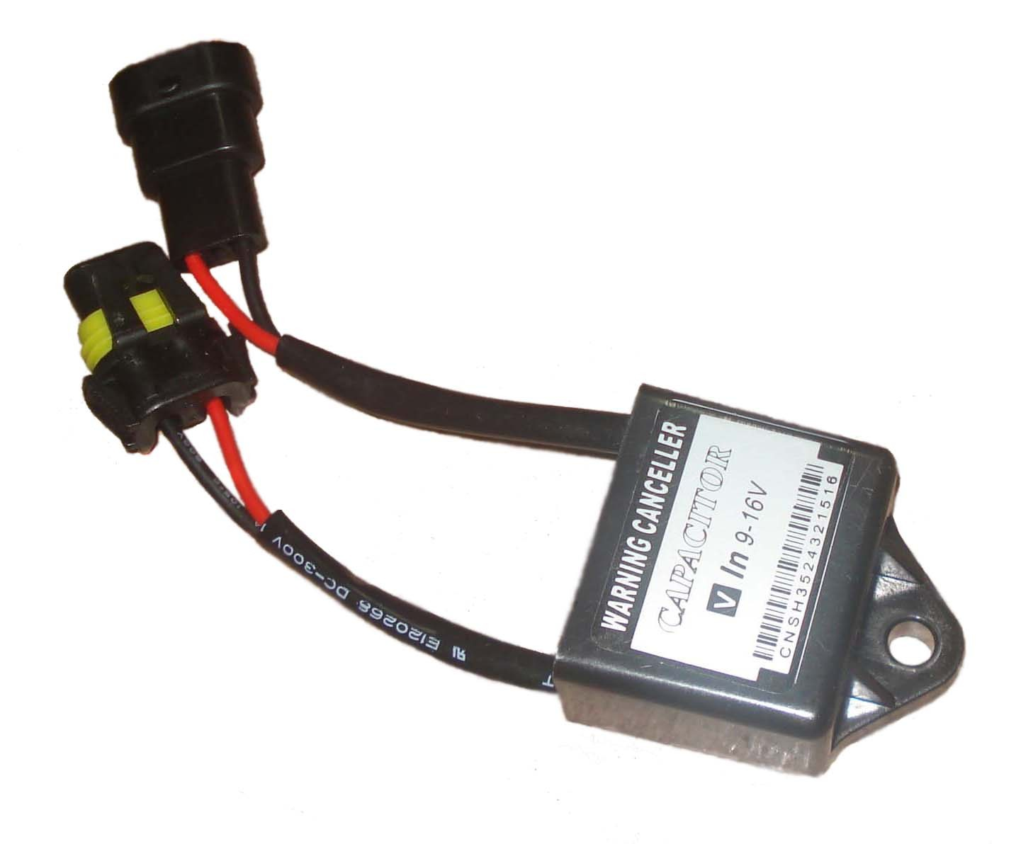 Best Relay For Hid Install Headlight Fog Light Xenon Conversion Wire Harness Kit Ebay Warning Canceller