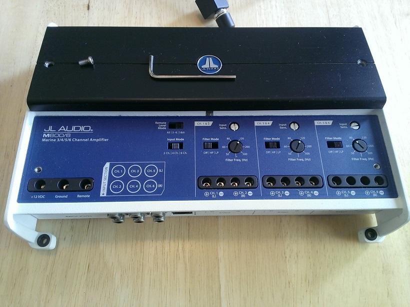 ****JL Audio 6ch Amp M600/6 & JL 12W3 FOR SALE****-wp_20130315_003.jpg