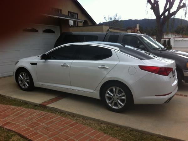 Showcase cover image for ilovetbwdtw11's 2012 Kia Optima EX