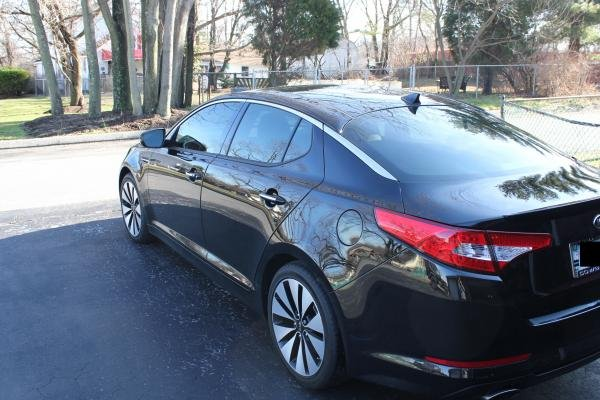 Showcase cover image for rockburnrun's 2012 Kia Optima SX