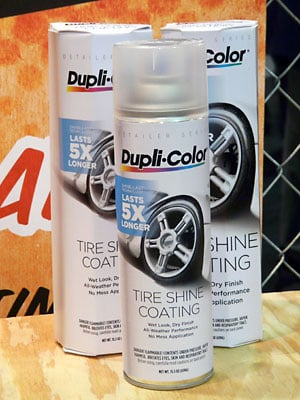 Looking for a Good Quality Tire Dressing | Optima Forums