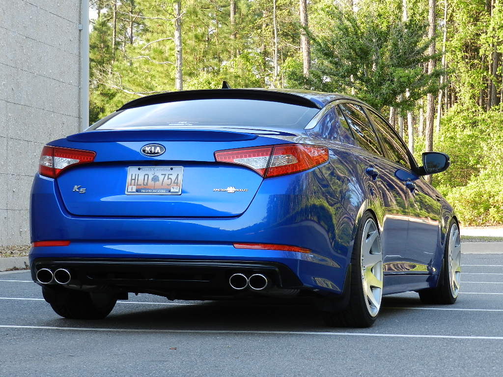 Picture 1 of 7 from 2011 Kia Optima K5 SX