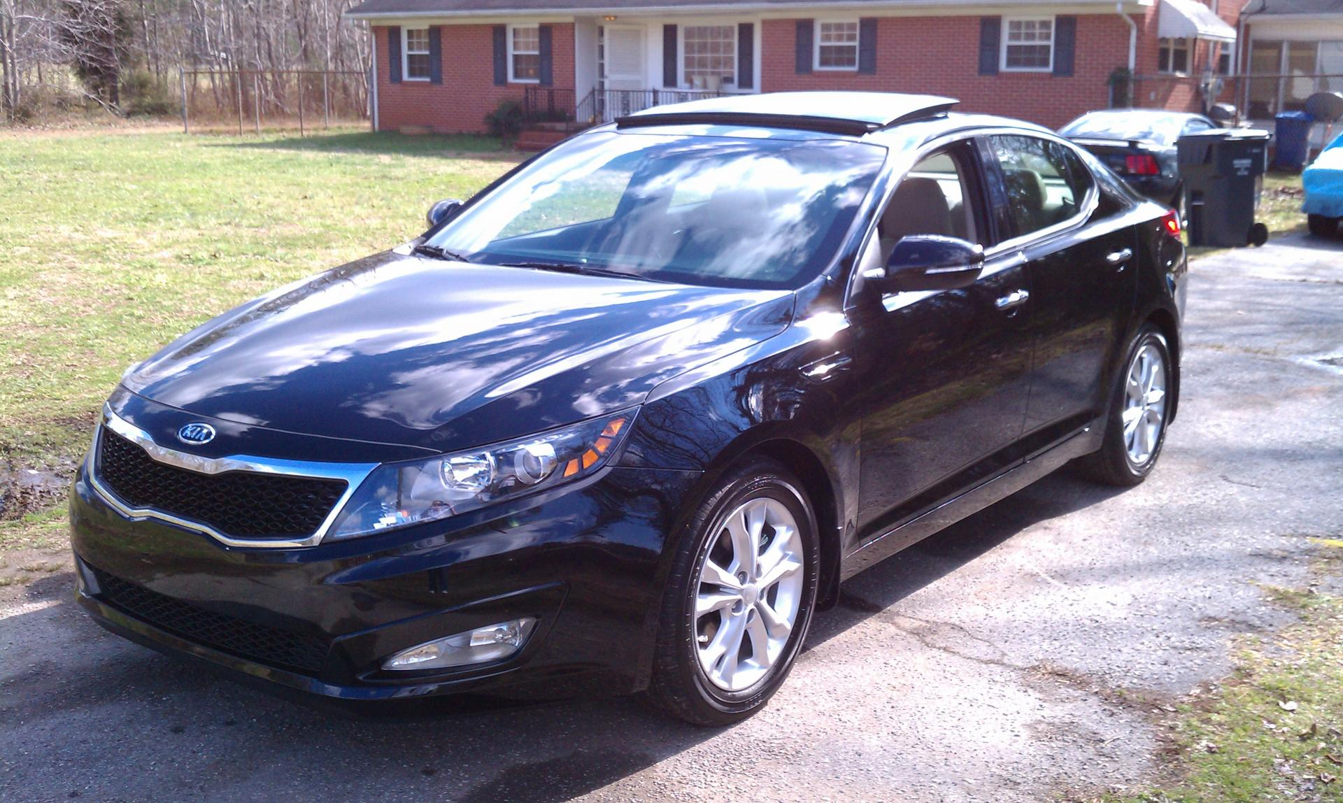 Photo 1 Of 7 From 2012 Optima Ex